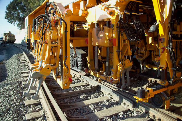 Switch Tamping
